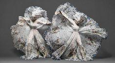 alexander mcqueen & damien hirst | scarf collection
