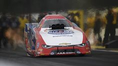 WOW! @roberthight7000 makes HISTORY in Brainerd with the FIRST Funny Car run in the 3.7s at 3.793!