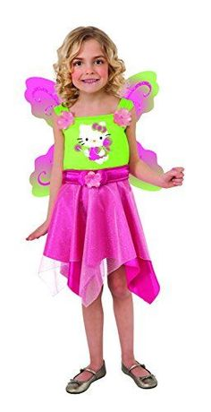 Rubies Hello Kitty Butterfly Fairy Costume Child Medium *** See this great product.