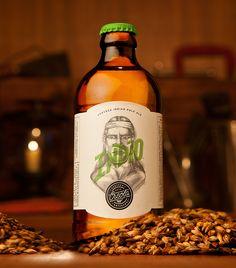 Creola Beer on Behance