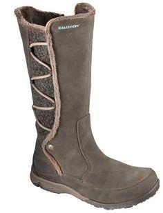 salomon waterproof winter boot (HA)