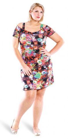 ANY - šaty boční délka 85 - 90 cm