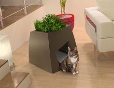 pet-house-planter