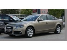 Audi A4 1.8 TFSI Ambiente aus 1.Hand