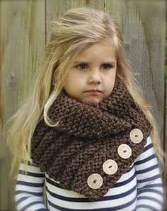 Knitting pattern - The Ruston Cowl (The Velvet Acorn Designs)