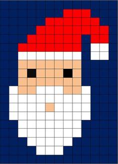 Quilt Block Patterns, Pattern Blocks, Cross Stitch Patterns, Christmas Art Projects, Christmas Crafts, Pony Bead Jewelry, Cross Quilt, Homemade Dolls, Cross Stitch Christmas Ornaments