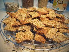 Knäcke-Cracker (glutenfrei)