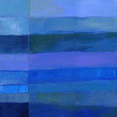 Jane Davies Art Blue #2