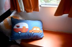 Balangara retro accommodation  in Olinda vintage caravan