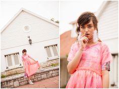 Hello Ende spring/summer 15 ♞Calesita Fantastique ♞ Fotografía: Noelia Carballo Modelo: Sade Ebner
