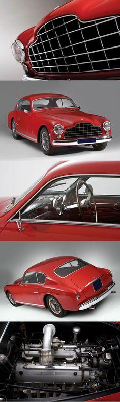 1950 Ferrari 195 Inter Ghia / s/n 0105S / 2.3l Colombo V12 / Italy / red