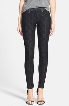Hudson Jeans Krista Vice Versa Skinny Jeans Punk Universe | Pants, Clothing and Workwear