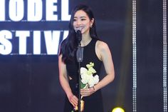 2016 Asia Model Awards 아시아모델상시상식 홍수아