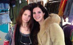 Lana Del Rey with a fan #LDR