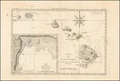 Hawaii Antique Map Bonne 1788. This original antique map of Hawaii comes from the Atlas Encyclopedique. This atlas was published in two volumes the first being in 1787 and the second 1788 by Bonne and Desmarest of De L'Academie Royale des Sciences Paris. This authentic vintage map of Hawaii is printed on one side only with a blank reverse side using engraved copper plates on handmade paper.