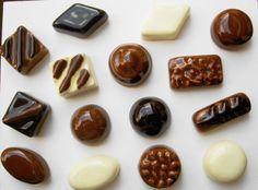 Fèves NEX - Collections. Les chocolats