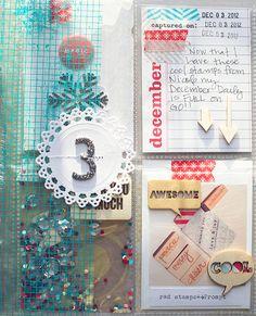 Celebrate December with Jennifer Kinkade   Elle's Studio Blog