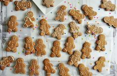 The Most Wonderful Gingerbread Cookies
