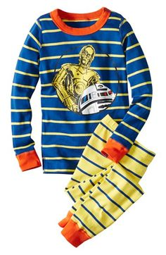 Star Wars pajamas - great gift for the little boys