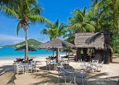 Séjour à Canouan et détente sur la plage du Tamarind Beach Hotel dans les îles Grenadines