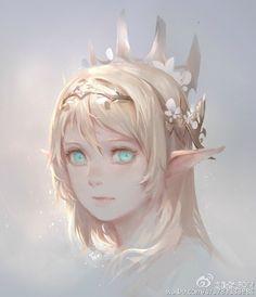 Elf princess - anime manga world wallpapers and images - desktop Anime Background, Anime Elf, Character Design, Character Art, Anime Backgrounds Wallpapers, Fantasy Art, Cute Art, Art Girl, Anime