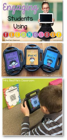 A great blog post about using technology in the classroom!: