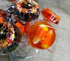 Homemade-Lollipops-with-Flavored-Sparkling-Water-Clear-American-22