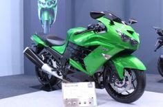 KAWASAKI - TOKYO MOTORCYCLE SHOW 2012