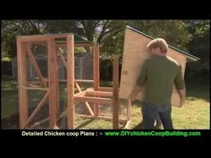 ▶ ★ How to make Chicken Coop Plans - DIY - YouTube