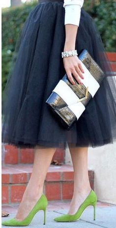 The ultimate tulle skirt which makes any girl want to twirl in and be a princess