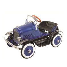 Roadster Pedal Car in Blue from PoshTots
