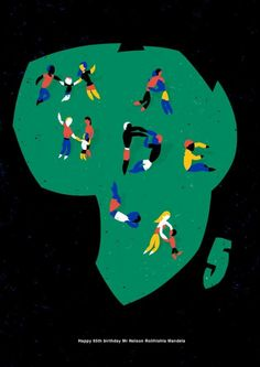 VISI / Articles / Entries stream in for Mandela Poster Project