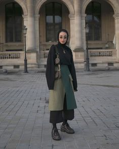 Cheap Best High Quality Louis Vuitton Replica bags, wallets, backpacks on sales Modern Hijab Fashion, Hijab Fashion Inspiration, Street Hijab Fashion, Muslim Fashion, Modest Fashion, Korean Fashion, Style Inspiration, Fashion Outfits, Iranian Women