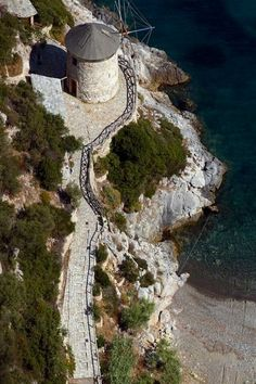 GREECE CHANNEL | Alonissos Island (Sporades), Greece