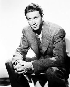 Jimmy Stewart - One of my favorite actors. Those are hard to come by in Hollywood! Vintage Movie Stars, Old Movie Stars, Classic Movie Stars, Classic Movies, Vintage Movies, Hollywood Actor, Golden Age Of Hollywood, Vintage Hollywood, Hollywood Stars