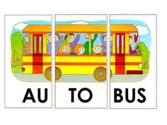 puzzle – – album na Rajčeti Puzzles, Stipa, Special Needs, Child Development, Grade 1, Games For Kids, Spelling, Transportation, Alphabet