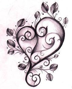 Celtic Heart Tattoos on Pinterest