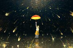 일본 느낌이 가득한 일러스트레이터 げみ*ティアえ의 작품들 10