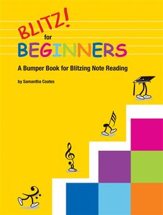 Just $14.94 Blitz! for Beginners - A & S Coates Pty Ltd - Music for Schools - Musicroom.com.au