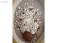 Flower Making, Decorative Bowls, Polymer Clay, Diy Crafts, Table Decorations, Flowers, How To Make, Yandex, Home Decor