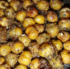The Food Desert Project - Roasted Chickpeas with Homemade Za'atar