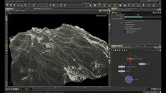 This video shows my custom foam tool; It computes the foam emission in SOPs to then pass the necessary data to a particle simulation that uses my custom foam solver to generate a foam pattern and advect the resulting particles with attributes computed from an imported or houdini native ocean spectrum.  This tool was developed for Realtime UK. You can see the final results here: https://vimeo.com/98361063
