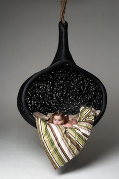 MANU NEST hanging chair by BasaltFurniture on Etsy, £999.00  How do I not have this yet??? OMG.