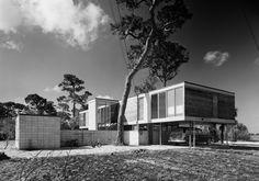Leavengood House   Architects: Paul Rudolph & Ralph Twitchell   St. Petersburg, FL   Photos: Ezra Stoller