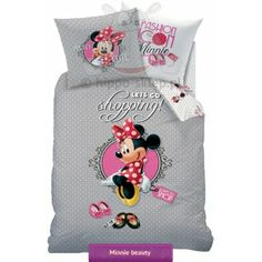 Minnie Mouse bedding set | Pościel Myszka Minnie beauty
