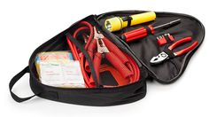 What would you put in your roadside emergency kit? - The Cincinnati Insurance Companies blog http://blog.cinfin.com/2016/02/18/safety-tips-emergency-kit/