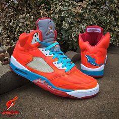 new styles 18e6e dafef Custom Jordans, Latest Sneakers, Jordan 5, Mafia, Tat, Kicks, Scrap