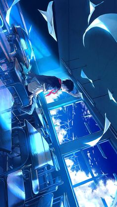 new ideas anime art sky Anime Boys, Dark Anime Guys, Manga Anime, Sky Anime, Anime Scenery Wallpaper, Anime Artwork, Yuumei Art, Rpg Cyberpunk, Graphisches Design