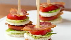 BLT bites are what you need in your life right now. - Imgur