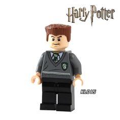 Building Blocks Gregory Goyle Professor Sprout Harry Potter Hogwarts lord of the rings diy figures Super Hero Bricks Kids Toys #Affiliate
